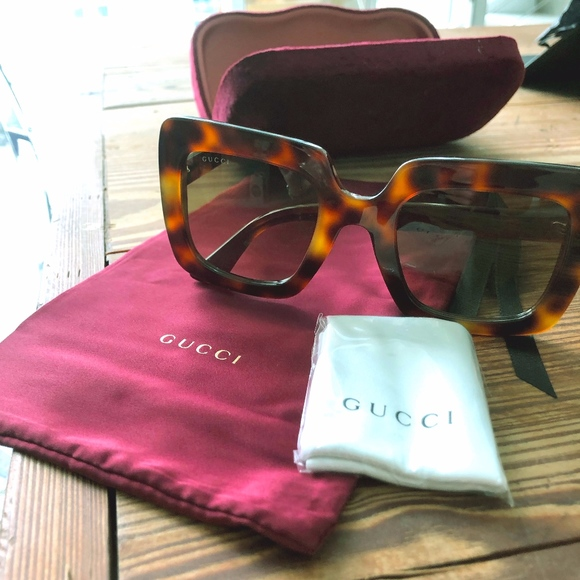 Gucci Accessories - Gucci Women's 53mm Sunglasses GG0328S-002